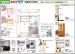 洗面所の改装②
