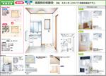 洗面所の改装④